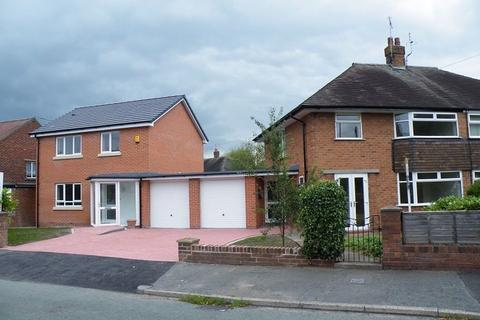 3 bedroom detached house to rent - Gerard Drive, Nantwich