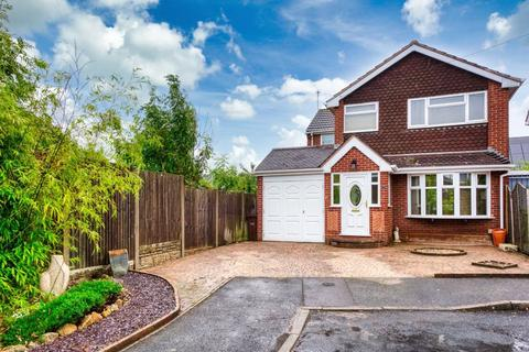 4 bedroom detached house for sale - 22, Rylands Drive, Penn, Wolverhampton, West Midlands, WV4