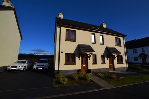 2 bedroom semi-detached house for sale - Newton Heights, Kilgetty