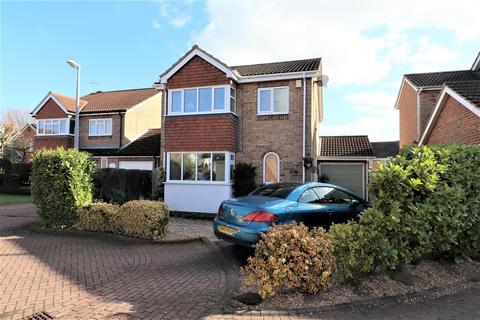 4 bedroom detached house for sale - Oak Avenue, Elloughton, Brough