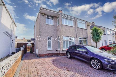3 bedroom semi-detached house for sale - Fairfax Road, Rhiwbina, Cardiff