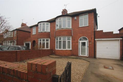 3 bedroom semi-detached house for sale - St. Columba Road, Bridlington