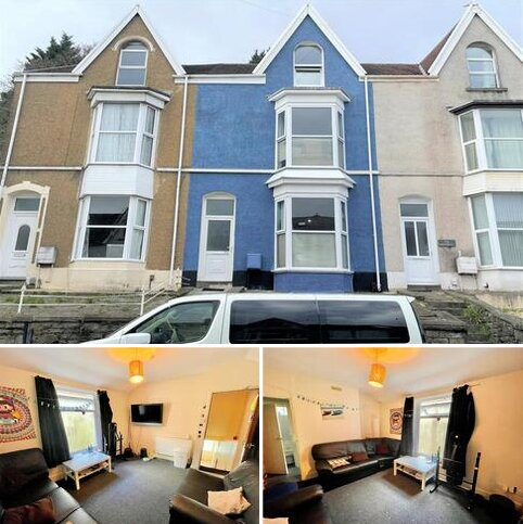 6 bedroom terraced house for sale - King Edwards Road, Swansea