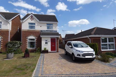3 bedroom detached house for sale - Marchant Close, Beverley