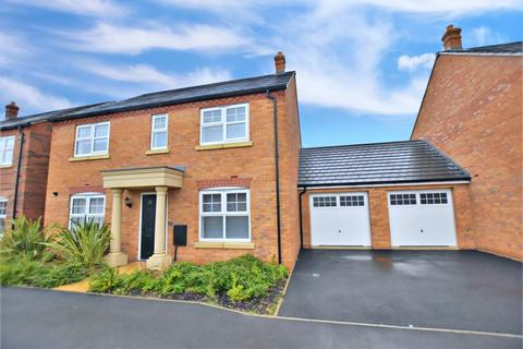 4 bedroom detached house to rent - Kingsdown Drive, Stamford