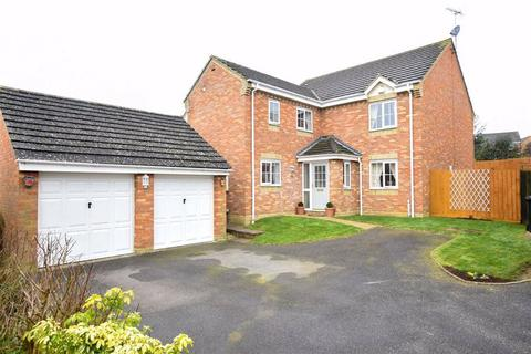 4 bedroom detached house for sale - Cooper Drive, Wellingborough