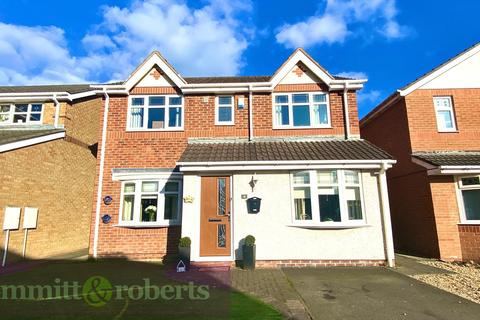 4 bedroom detached house for sale - The Belfry, The Fairways, Houghton le Spring