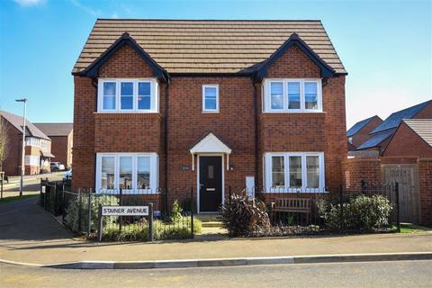 3 bedroom detached house for sale - Stainer Ave, Wellingborough