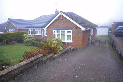 2 bedroom semi-detached bungalow to rent - Coombe Drive, Meir Heath
