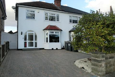 3 bedroom semi-detached house for sale - Horse Shoes Lane, Sheldon, Birmingham