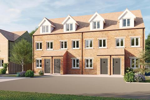3 bedroom townhouse for sale - Hawthorne Meadows, Chesterfield Rd, Barlborough