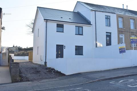 3 bedroom end of terrace house for sale - Trallwn Road, Llansamlet, Swansea, City And County of Swansea. SA7 9XA