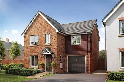 3 bedroom detached house for sale - Plot The Amersham - 26, The Amersham - Plot 26 at Green Lane Meadows, Green Lane, Weybourne GU9