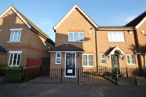 2 bedroom end of terrace house for sale - Malkin Drive, Church Langley, Harlow, Essex, CM17