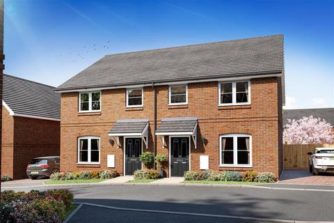 2 bedroom terraced house for sale - The Beauford - Plot 10 at Hazel Rise, Hazel Rise, Hazel Close RH10