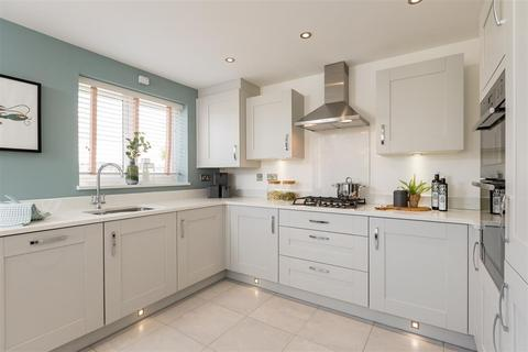 3 bedroom end of terrace house for sale - Plot The Kingdale - 9, The Kingdale - Plot 9 at Hazel Rise, Hazel Rise, Hazel Close RH10