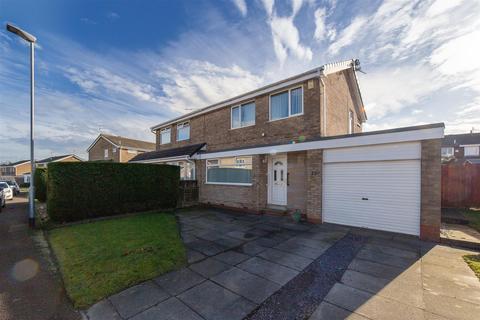 3 bedroom semi-detached house for sale - Oakley Drive, Cramlington