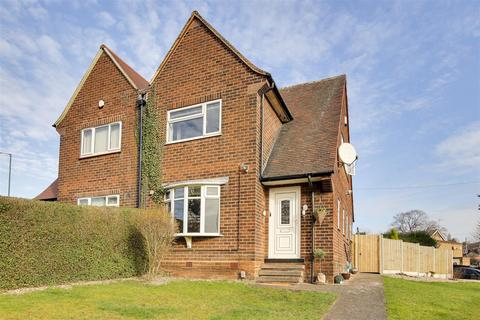 3 bedroom semi-detached house for sale - Cardale Road, Bakersfield, Nottinghamshire, NG3 7BP