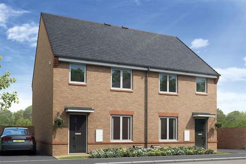 3 bedroom semi-detached house for sale - The Gosford - Plot 152 at The Atrium, Dairy Road SP11