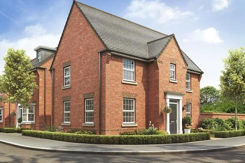 4 bedroom detached house for sale - Plot 1, Hollinwood at Nant Y Castell, Heol Sirhowy, Caldicot, CALDICOT NP26