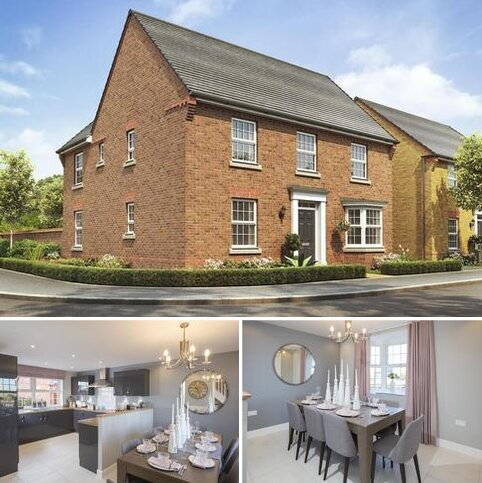 4 bedroom detached house for sale - Plot 50, Avondale at Nant Y Castell, Heol Sirhowy, Caldicot, CALDICOT NP26