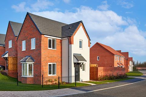3 bedroom house for sale - Plot 106, The Crimson at Meadow View, Shirebrook, Meadow Lane, Shirebrook NG20