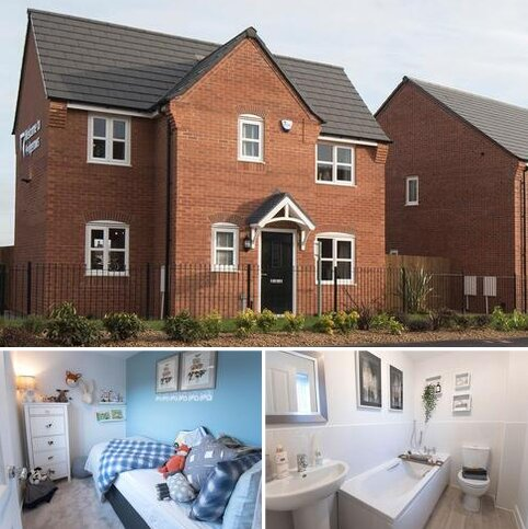 3 bedroom house for sale - Plot 147, The Blackthorne at Hedgerows, Bolsover, Mooracre Lane, Bolsover S44