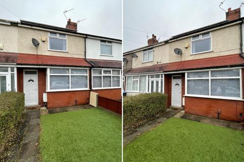 2 bedroom terraced house to rent - Norfolk Road, Blackpool, FY3 9NW