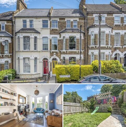 4 bedroom terraced house for sale - Woodland Road, Crystal Palace