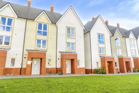 3 bedroom end of terrace house for sale - Greene Street, Tadpole Garden Village, Swindon, SN25