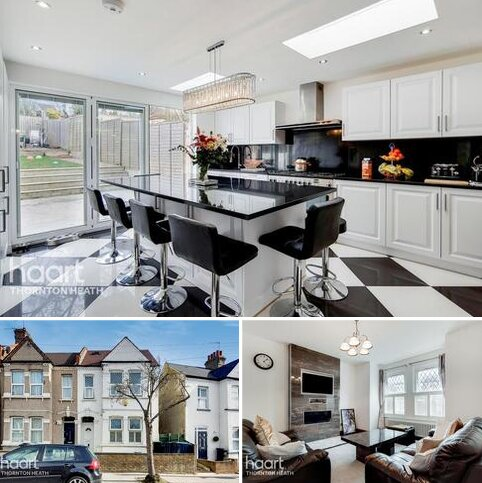 4 bedroom semi-detached house for sale - Buller Road, Thornton Heath