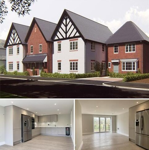 3 bedroom apartment for sale - Victoria Lodge, Windsor Road, Chobham, GU24