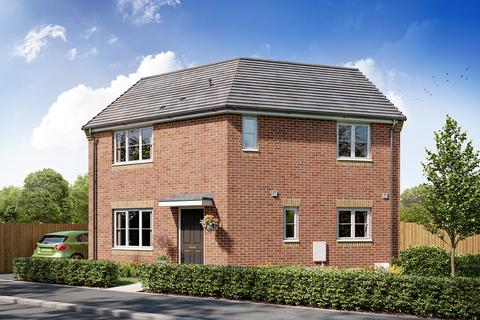 3 bedroom semi-detached house for sale - Plot 143, The Newbury at Harriers Rest, Lawrence Road, Wittering, Cambridgeshire PE8