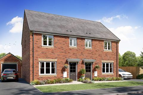 3 bedroom semi-detached house for sale - Plot 145, The Windsor at Harriers Rest, Lawrence Road, Wittering, Cambridgeshire PE8