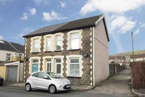 2 bedroom semi-detached house for sale - Syphon Street, Porth CF39 9SE