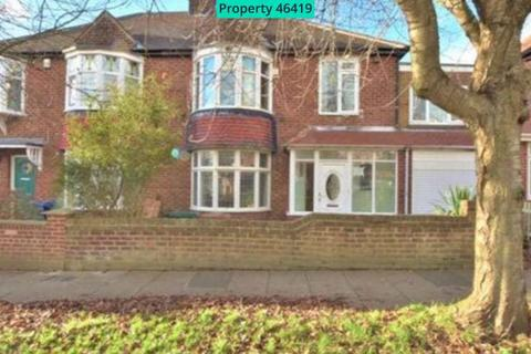 4 bedroom semi-detached house to rent - Wingrove Road North, Newcastle upon Tyne, NE4 9ED