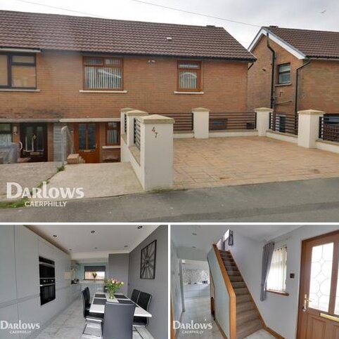 3 bedroom semi-detached house for sale - Glan Ffrwd, Caerphilly