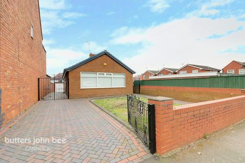 2 bedroom bungalow for sale - Field Street, Cannock