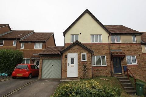 3 bedroom semi-detached house for sale - Pen Bryn Hendy, Miskin, Pontyclun, Rhondda, Cynon, Taff. CF72 8QX