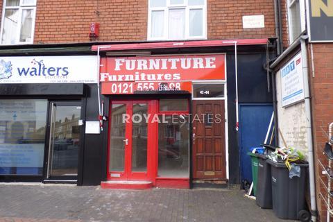 Retail property (high street) to rent - Waterloo Road,  Smethwick, B66