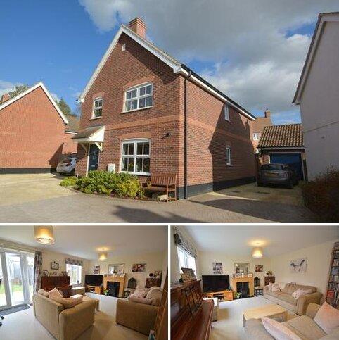 4 bedroom detached house for sale - Reeds Way, Loddon