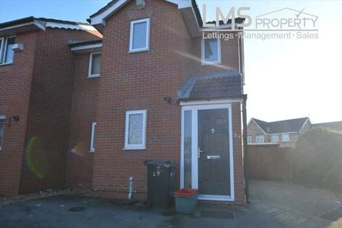 2 bedroom semi-detached house to rent - The Maples, Winsford