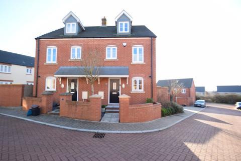 3 bedroom semi-detached house for sale - 17 Llys Y Brwyn, Coity, Bridgend, Bridgend County Borough, CF35 6FW