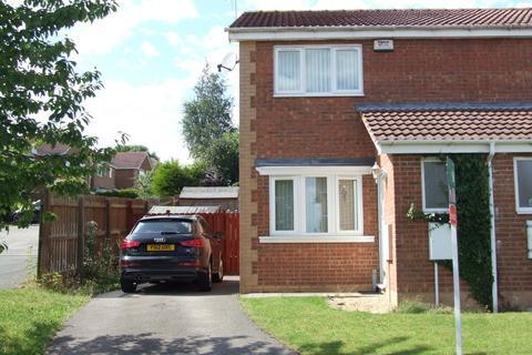 2 bedroom semi-detached house to rent - Malham Grove, Halfway, S20