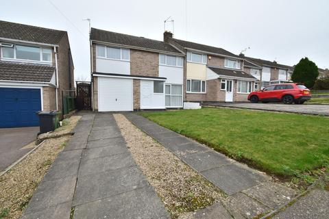 3 bedroom semi-detached house for sale - Briar Mead, Oadby, Leicester