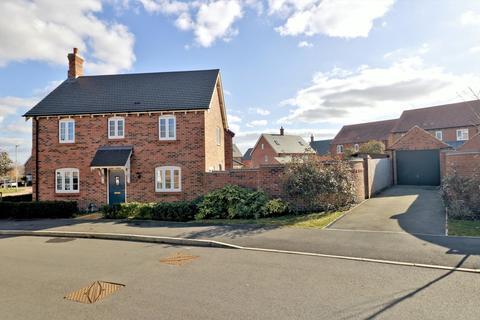 3 bedroom detached house for sale - Pointon Lane, Ashby-de-la-Zouch