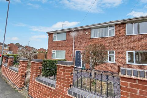 3 bedroom end of terrace house for sale - Braddon Road, Loughborough