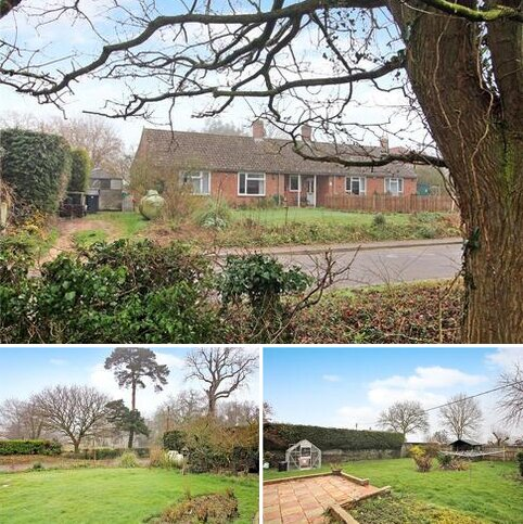 2 bedroom semi-detached bungalow for sale - Church Close, Arminghall, Norwich, Norfolk, NR14