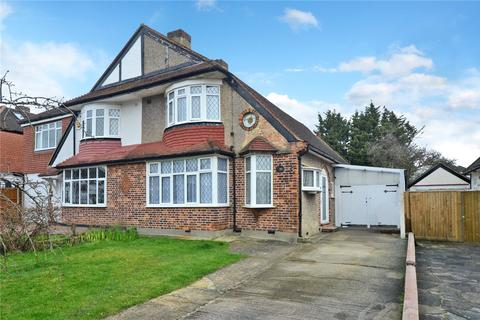 3 bedroom semi-detached house for sale - Bradstock Road, Stoneleigh, Surrey, KT17