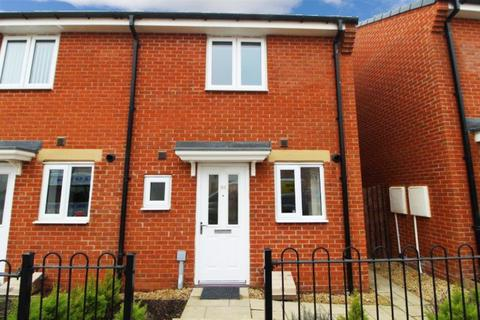 2 bedroom end of terrace house for sale - Haggerston Road, Blyth